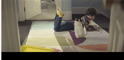 Yes, John Lewis' Christmas Penguin Love Ad Is Its Best Yet