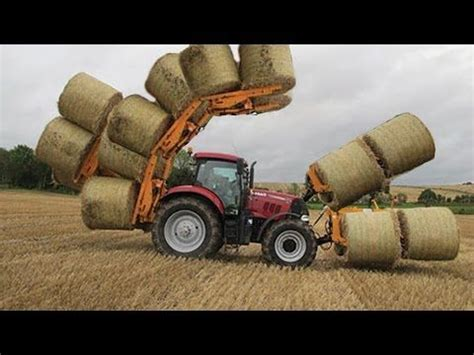 World Amazing Modern Agriculture Equipment and Mega