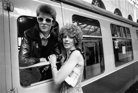 David Bowie death: Why ex-wife Angie Bowie chose to stay