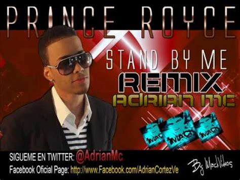 Prince Royce - Stand by me (Official Remix AdrianMc) - YouTube