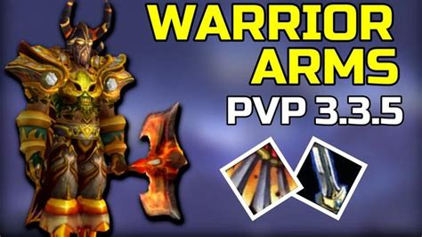ARMS WARRIOR PVP 3