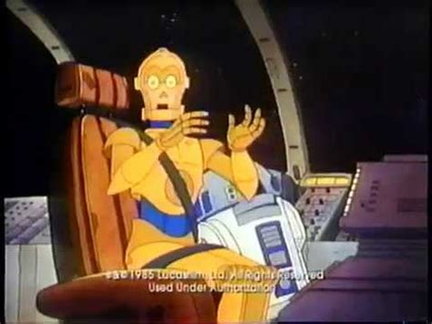 Star Wars Animated Classics (1997) Trailer (VHS Capture
