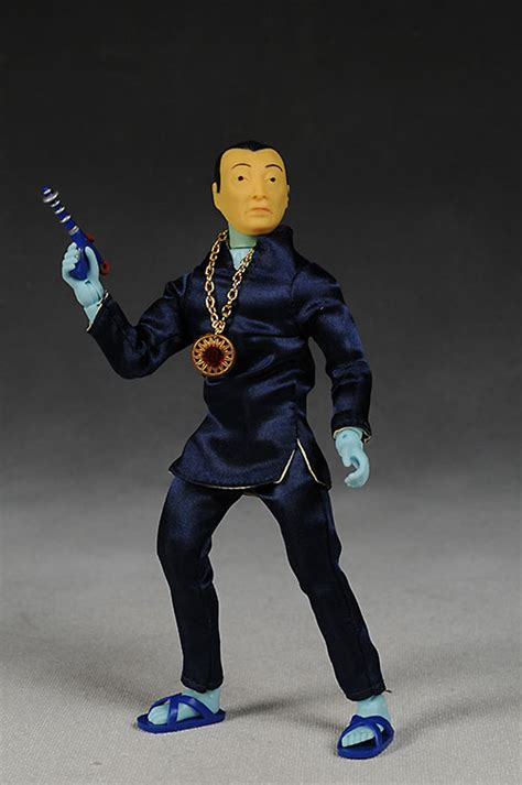 CAPTAIN ACTION & DR EVIL NYCC 2010 BOXED EXCLUSIVE MEGO