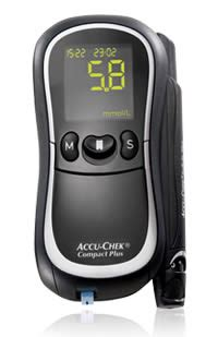 Accu-Chek Compact Plus Meter Review & Technical Information