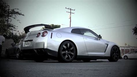 Password JDM R35 GT-R Ultimate Exhaust Sound Clip Two