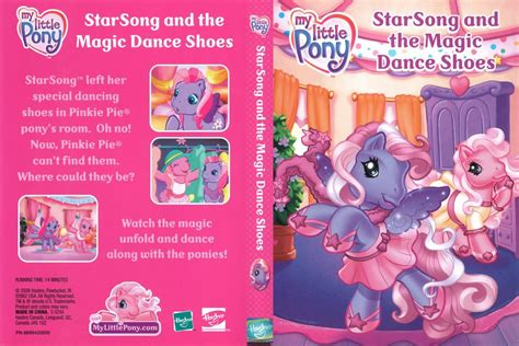 My Little Pony: StarSong and the Magic Dance Shoes dvd