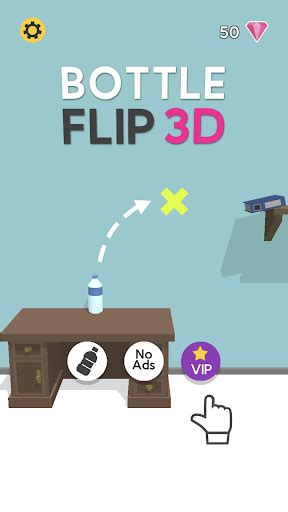 Download Bottle Flip 3D for PC and Mac