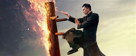 Ip Man 4: The Finale (葉問4: 完结篇) Release Date Confirmed For