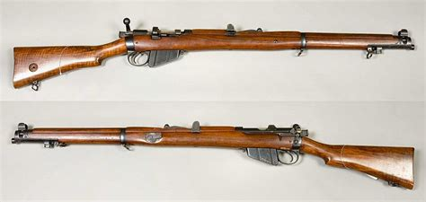 Firearm of the Week, The Lee-Enfield Rifle No