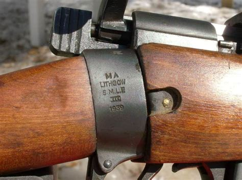 Here's a refurbed Lee Enfield 1939 Lithgow No1 Mk3*