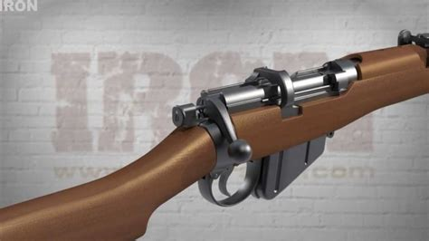 iron airsoft lee-enfield No