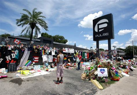 Services to mark 1 year since 49 killed in Orlando gay