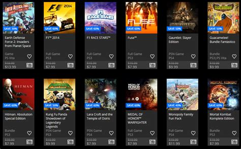 US PlayStation Store Sales This Week Feature Co-Op Games