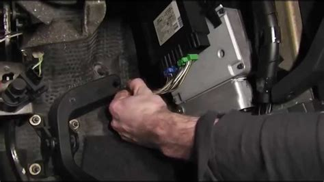 Ford Focus Accelerator Pedal Removal - YouTube