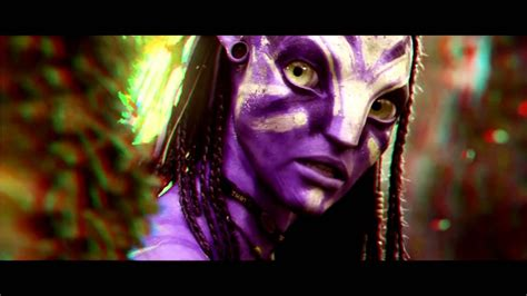 Avatar 3D 1080p Anaglyph Trailer - YouTube