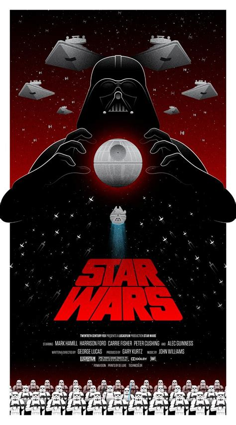 The 25 Greatest Star Wars Posters of All-Time