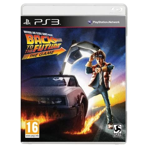 Back to the Future: The Game - PS3