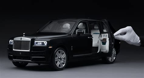 Yes, Rolls-Royce Will Build You A Perfect Cullinan 1:8