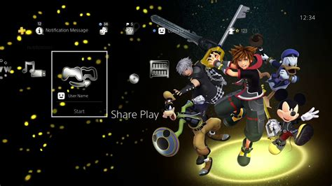 Kingdom Hearts 3 Impossible Odds PS4 Theme Missing For Some