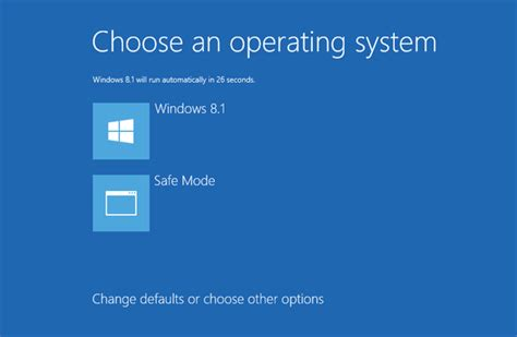 How to Add Safe Mode to Boot Menu in Windows 10 or 8